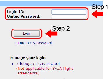 ccs account login