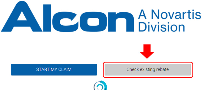 alcon website homepage