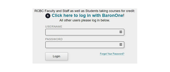 Burlington County College Blackboard Login 2