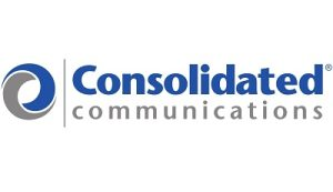 logo for consolidated communications