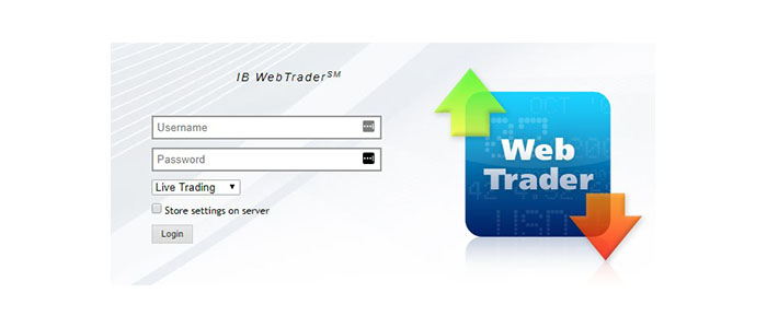 Interactive Brokers WebTrader Login